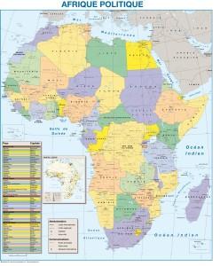 poster africa politica
