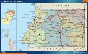 poster Guinea Ecuatorial