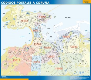 A Coruña poster  Gigante